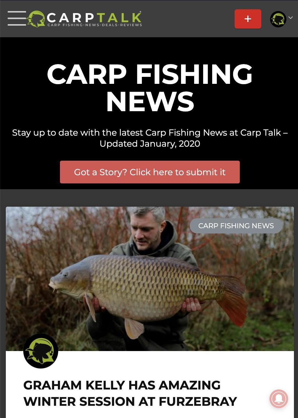 free carp fishing apps for android