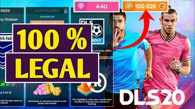 Guide for DLS - Dream Winner League Soccer 2020 poster