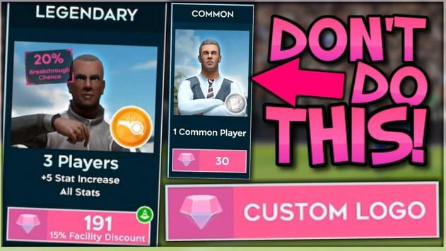 Guide for DLS - Dream Winner League Soccer 2020 screenshot 10