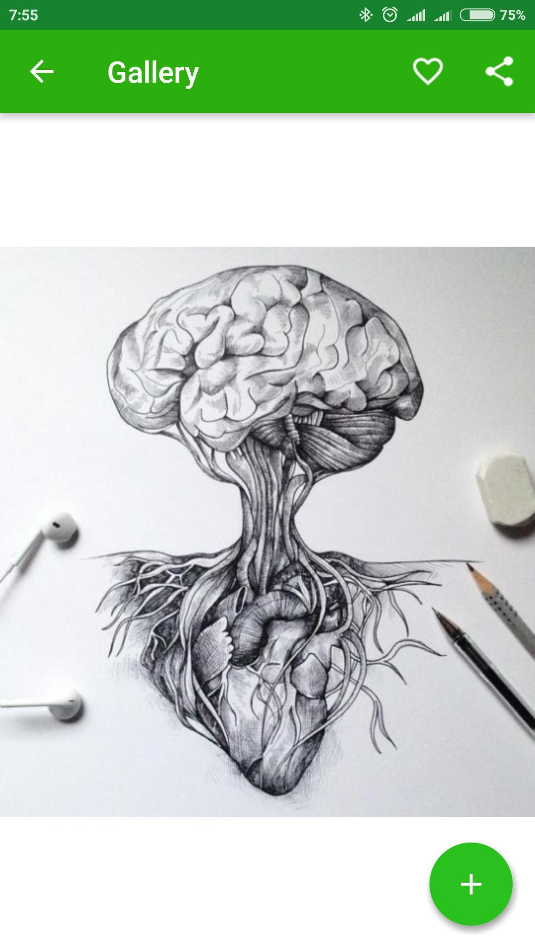 Coole Kunst Zeichnung Ideen Für Android Apk Herunterladen