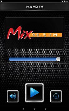 94.5 MIX FM screenshot 2