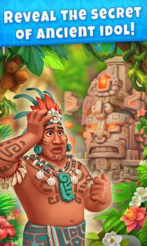 Jungle Mix Match 3 Games New Jewel in Puzzle Games capture d'écran 4