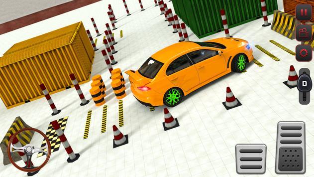Extreme Car Parking Game 3D: Car Racing Free Games poster