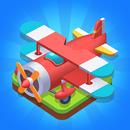 Merge Plane - Click & Idle Tycoon APK