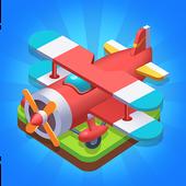 Merge Plane icône