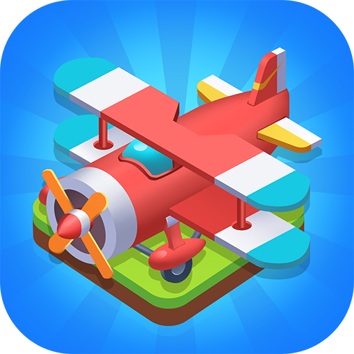 Download Merge Plane – Click & Idle Tycoon For Android