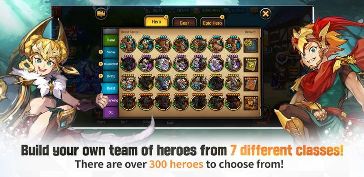 Seven Hearts screenshot 1