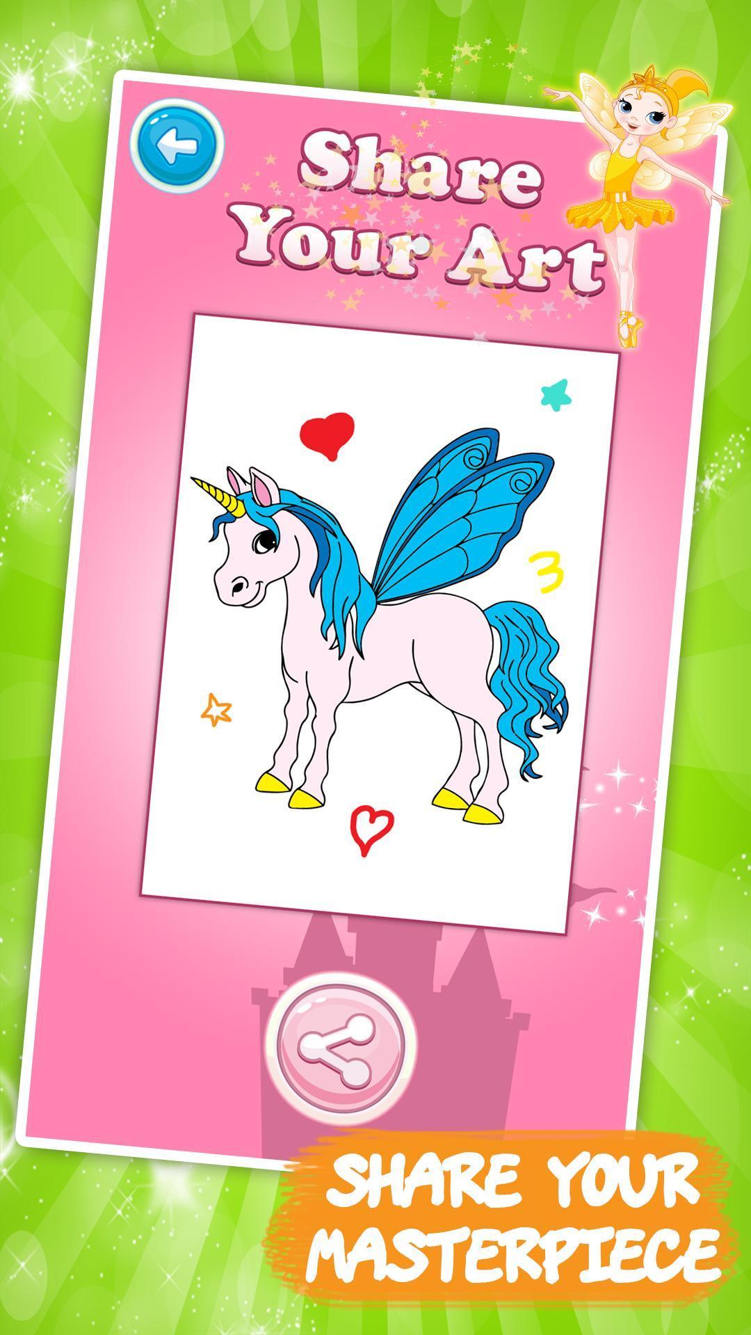 Juegos De Colorear Caballos For Android Apk Download