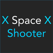 SpaceX Shooter: Space Invaders Destroy Arcade Game icône
