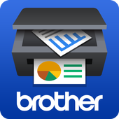 Brother iPrint&Scan 图标