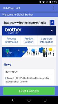 Brother iPrint&Scan screenshot 2