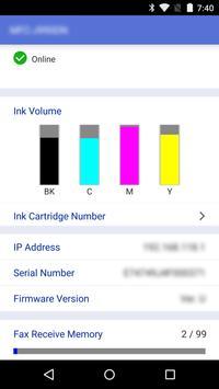Brother iPrint&Scan screenshot 6