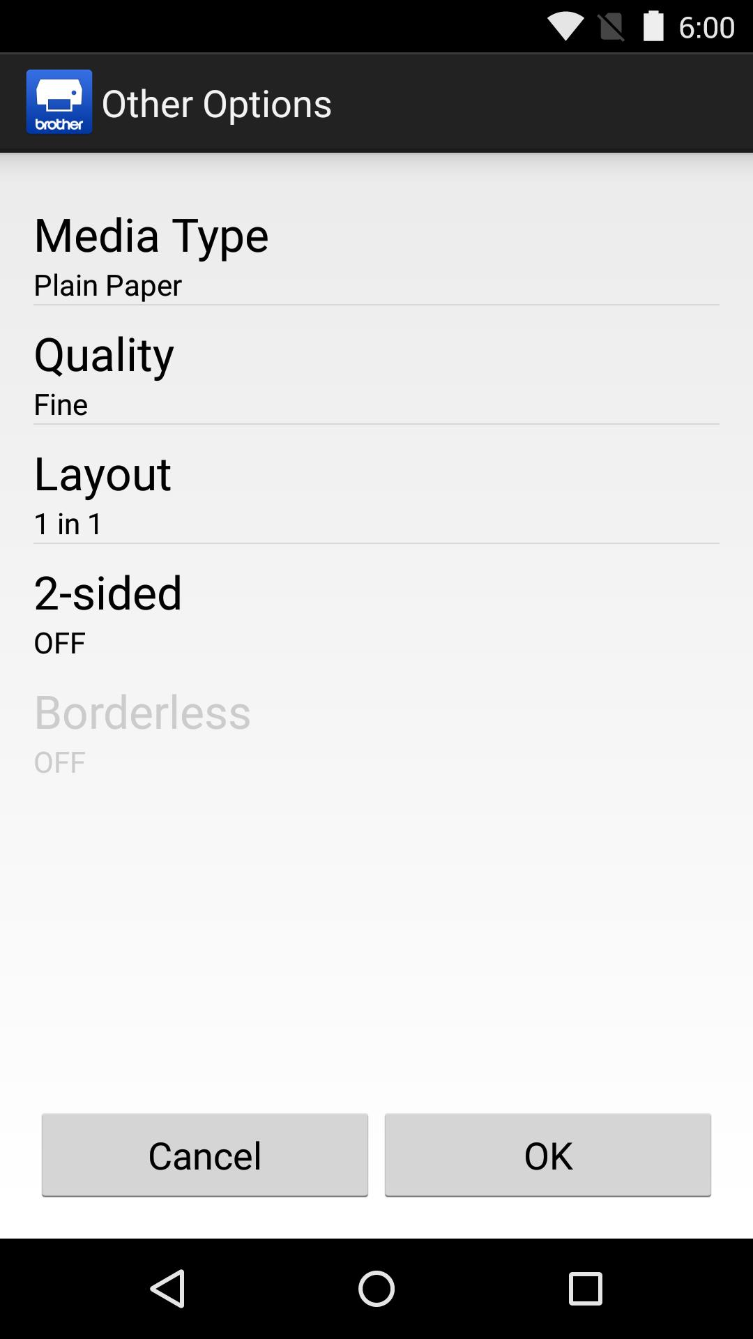 Brother Print Service Plugin for Android - APK Download