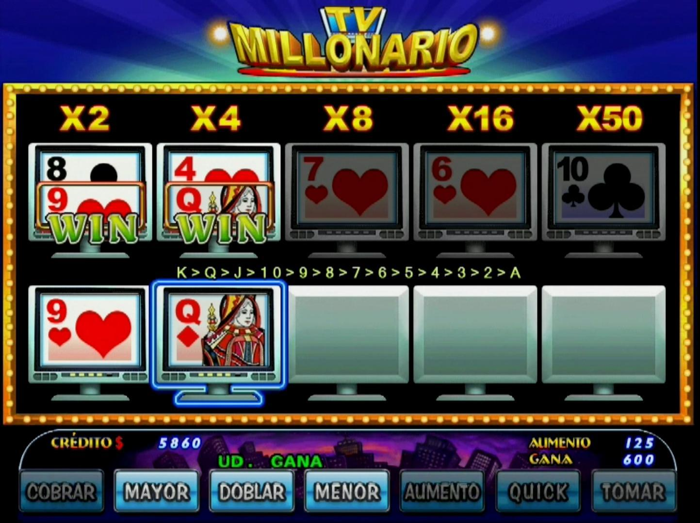 Video Slots Android