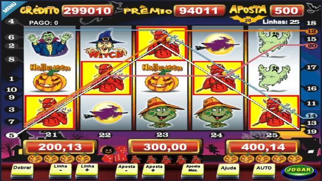 Halloween Caça Niquel Video Slot screenshot 13