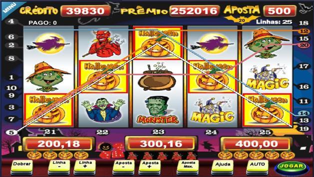Halloween Caça Niquel Video Slot screenshot 2