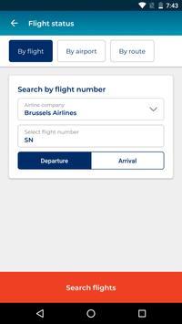 Brussels Airlines screenshot 4