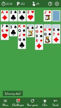 Solitaire Free Game screenshot 16