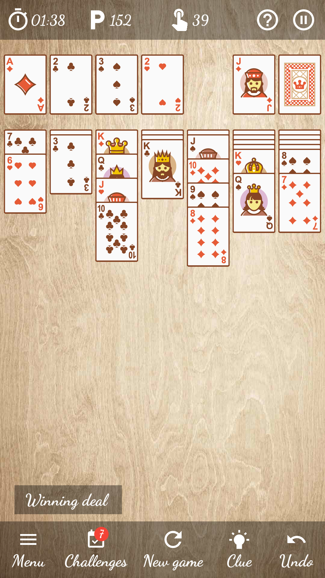 Lezigame Solitaire