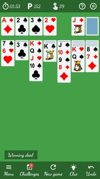 Solitaire Free Game screenshot 2