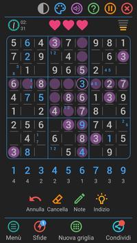 13 Schermata Sudoku Gratis Italiano