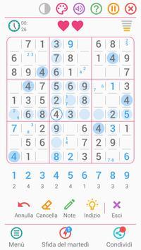 1 Schermata Sudoku Gratis Italiano
