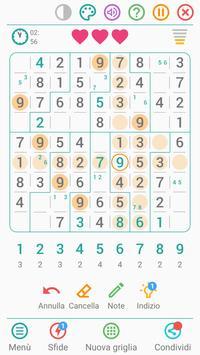2 Schermata Sudoku Gratis Italiano