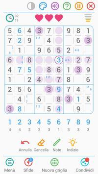 9 Schermata Sudoku Gratis Italiano