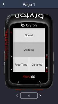 1 Schermata Bryton Active