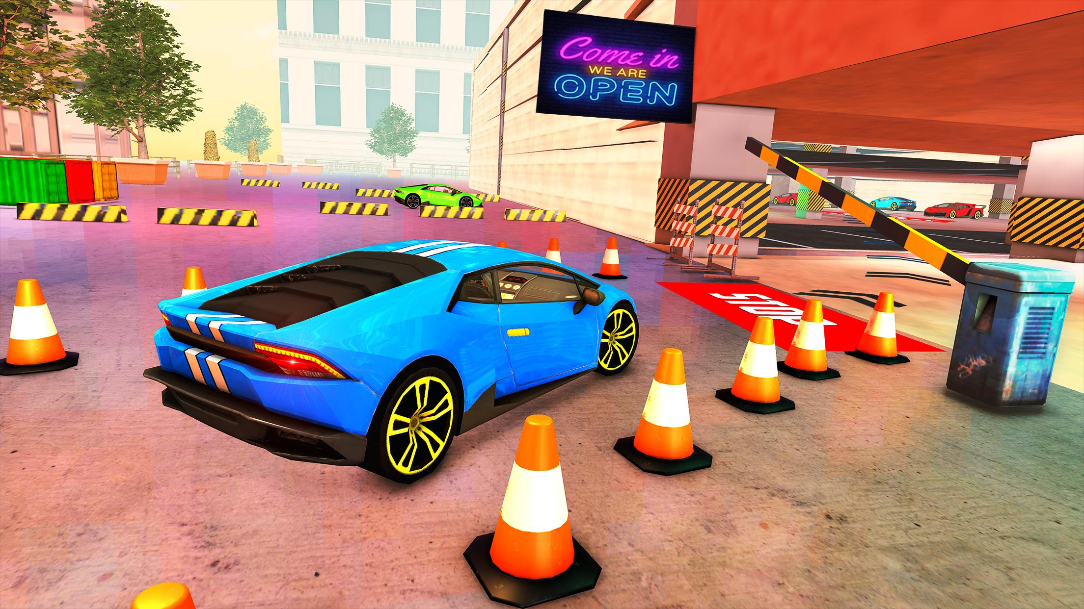 Street Car Parking 3d New Car Games For Android Apk Download