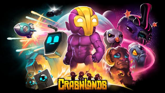 Crashlands poster