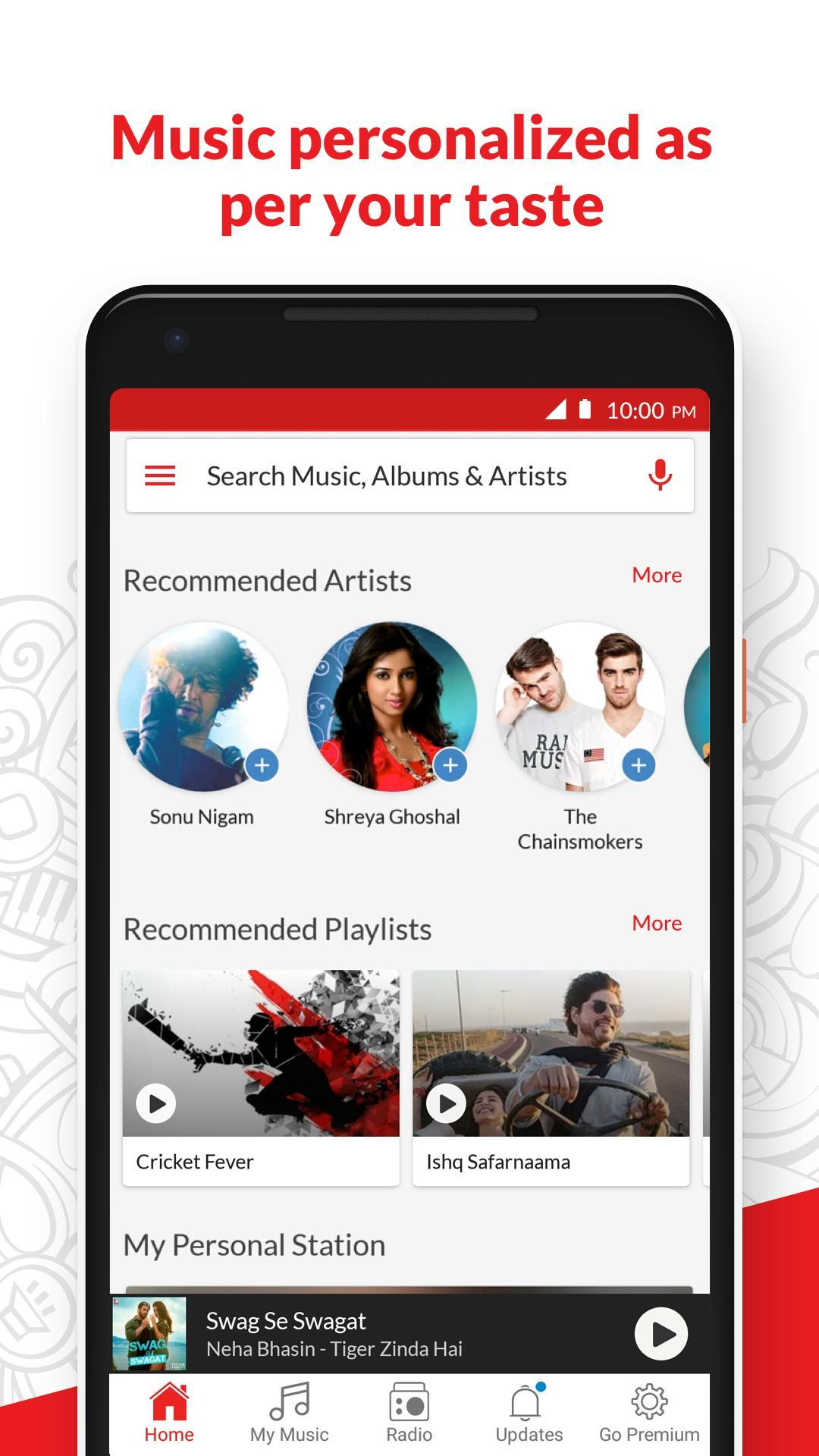Wynk Music for Android - APK Download