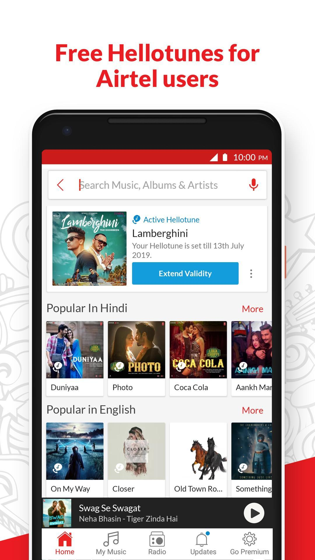 By Photo Congress || Wynk Music Java App Free Download