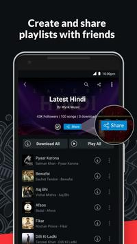 Wynk Music screenshot 6