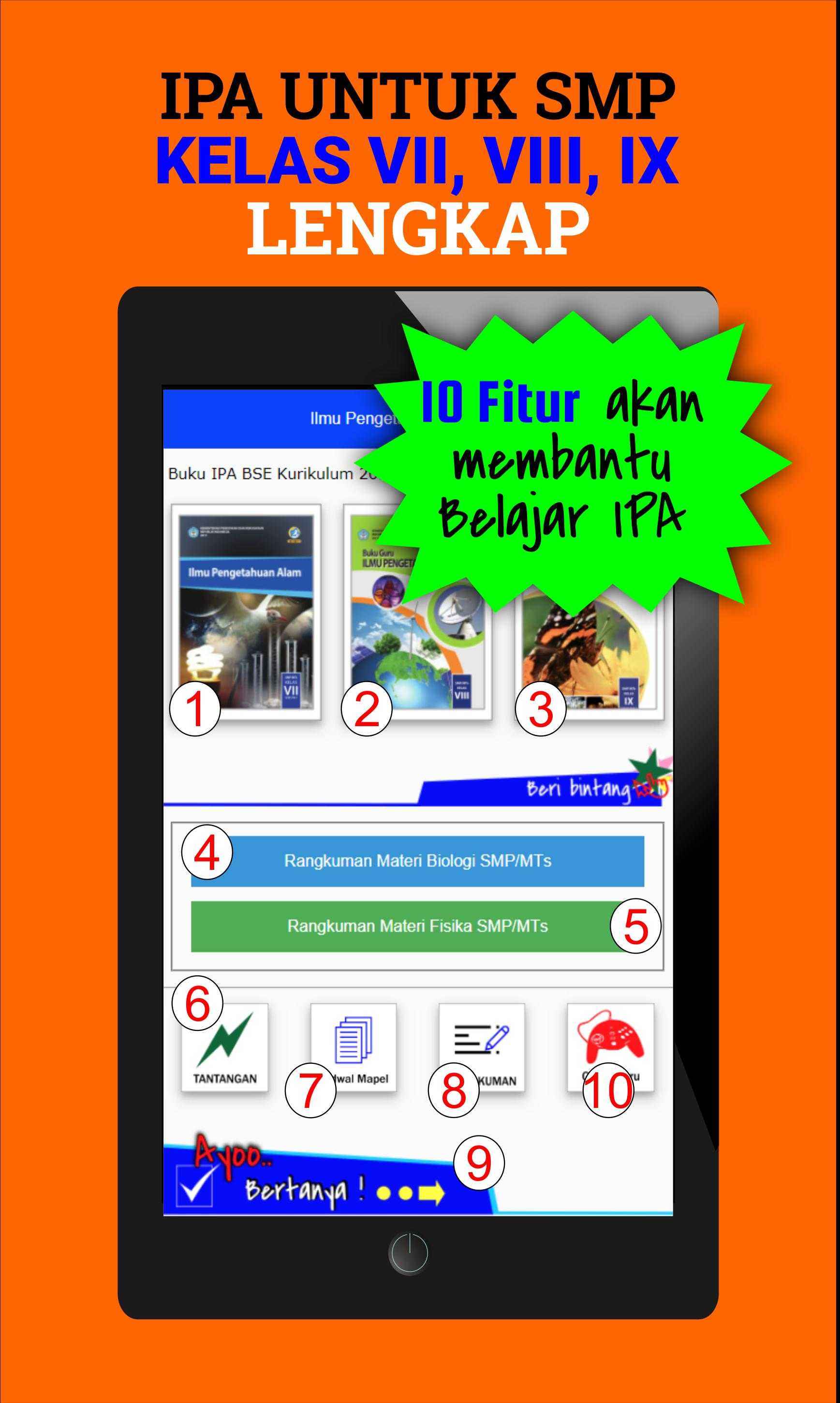 Ipa Smp Mts Lengkap For Android Apk Download