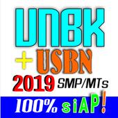 100% Siap Jawab Soal UNBK-USBN-UNKP 2019 SMP/MTs icon