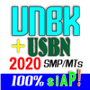 100% Siap Jawab Soal UNBK-USBN-UNKP SMP/MTs アイコン