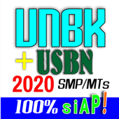 100% Siap Jawab Soal UNBK-USBN-UNKP SMP/MTs иконка