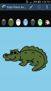 Kids Paint - Animal screenshot 2