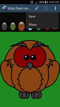 Kids Paint - Animal screenshot 3