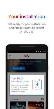 Sky App screenshot 1