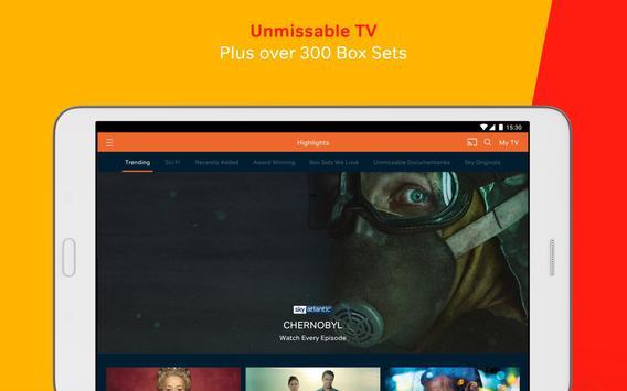 11 Schermata NOW TV