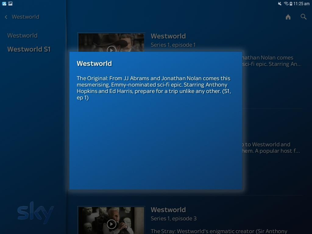 Sky Go for Android - APK Download