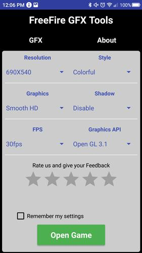 GFX Tool Pro - Free Fire Booster for Android - APK Download