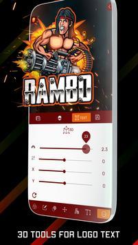 Esports Logo Maker - Gaming Logo Creator App screenshot 4
