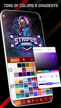 Esports Logo Maker - Gaming Logo Creator App screenshot 5