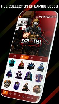 Esports Logo Maker - Gaming Logo Creator App screenshot 11