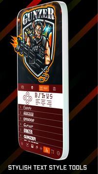 Esports Logo Maker - Gaming Logo Creator App screenshot 22
