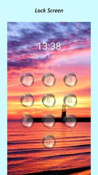 パスコードロック画面 スクリーンショット 7