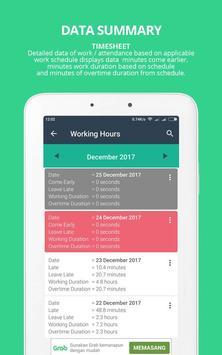 SmartPresence Employee screenshot 3
